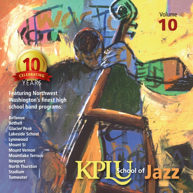 School of Jazz: Vol 10